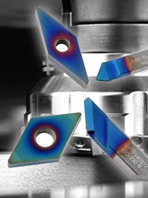 聚晶立方氮化硼刀具
